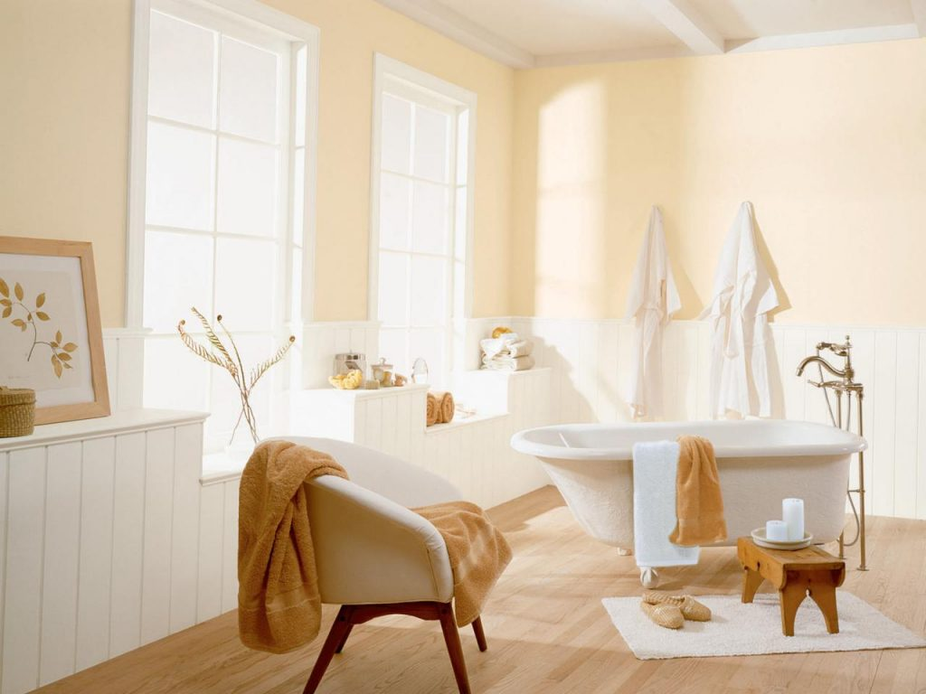 What color to paint a bathroom