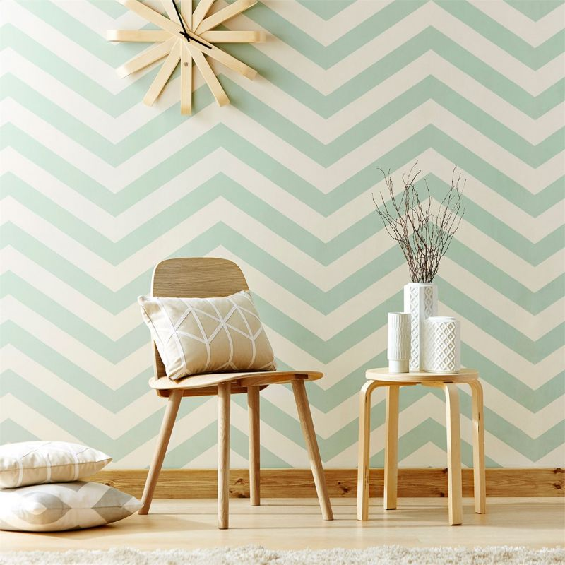scion-lohko-wallpaper-vector-wallpaper-white-green-striped-nendo-cushion-funky-wallpaper