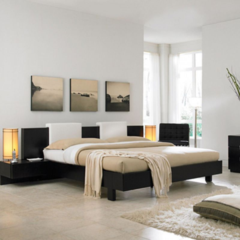 modern-bedroom-and-soft-color