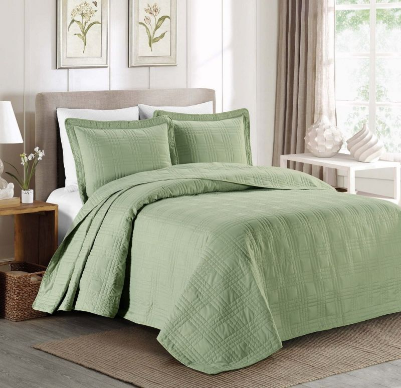 buy-green-bedspread