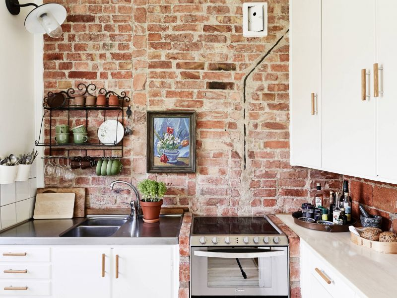 kitchen brick wall gallery photos Photos - Brickpal