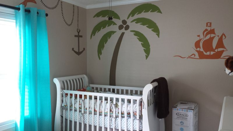 my-husband-is-puertorican-and-so-we-wanted-to-give-him-a-tropical-room-the-crib-bedding-is-cotton-tails-aye-matie-pirate-baby-nursery
