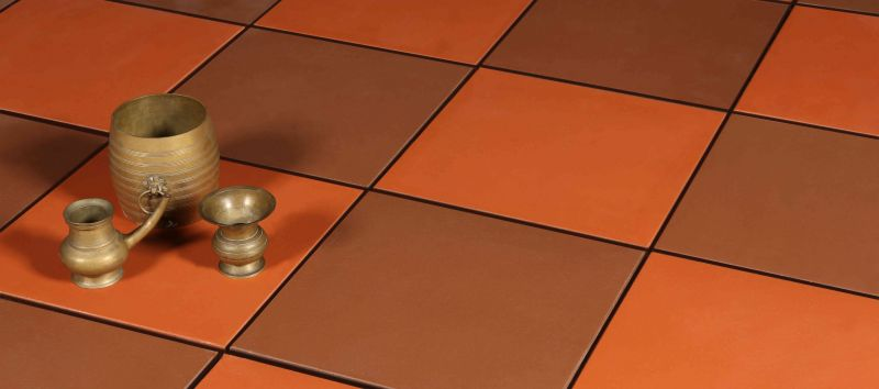 Ceramic tile flooring designs