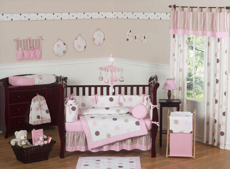 best-sample-baby-nursery-for-girls-wooden-bedding-furniture-component-window-shine-shade