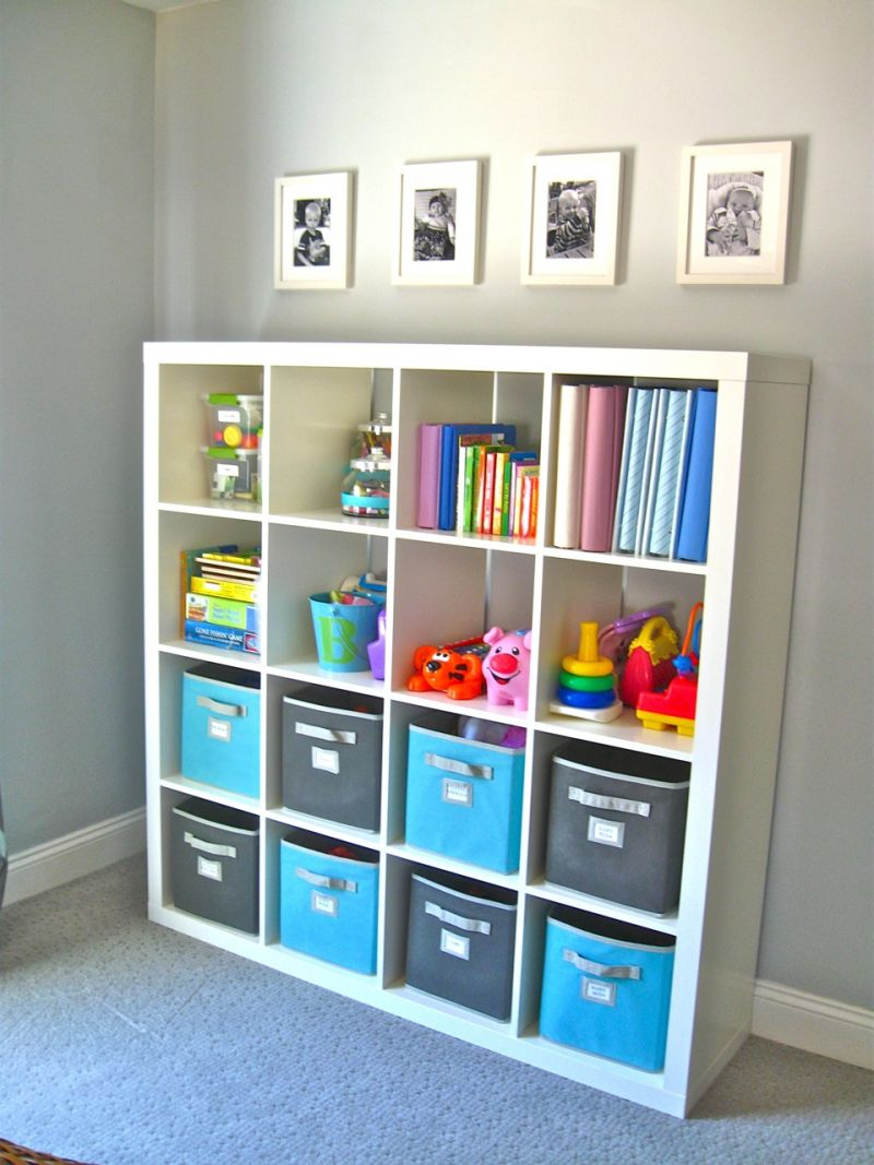 kids-bedroom-delightful-furniture-for-kid-bedroom-decoration-using-light-grey-kid-bedroom-wall-paint-including-white-wood-ikea-kid-shelf-and-light-grey-and-blue-kid-hamper-charming-kid-bedroom-design