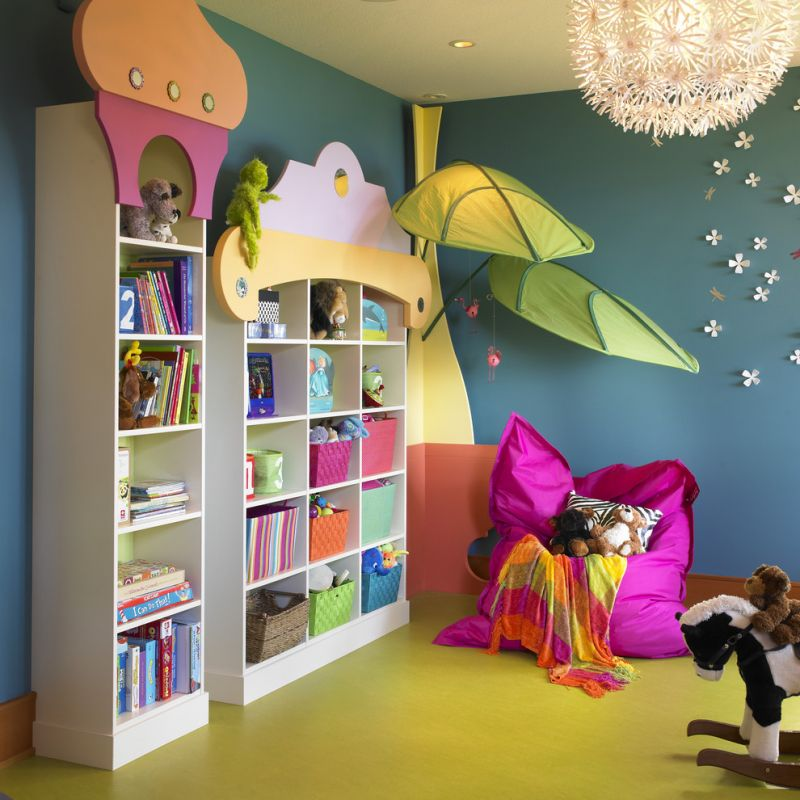 magnificent-bean-bag-chairs-ikea-in-kids-eclectic-with-playroom-next-to-kids-room-alongside-basement-storage-andbasement-wall-colors