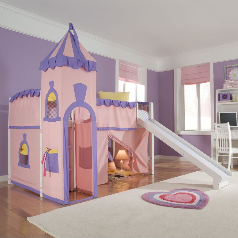 bedroom-boy-and-girl-bunk-bed-ideas-girls-princess-design