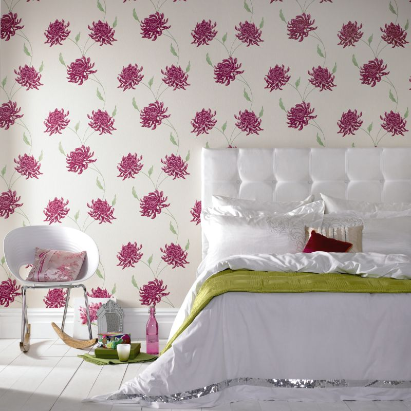 bedroom-cool-bedroom-wallpaper-miraculous-white-small-bed-with-beautiful-pink-flowers-wallpapers-of-interesting-bedroom-these-cool-bedroom-wallpaper