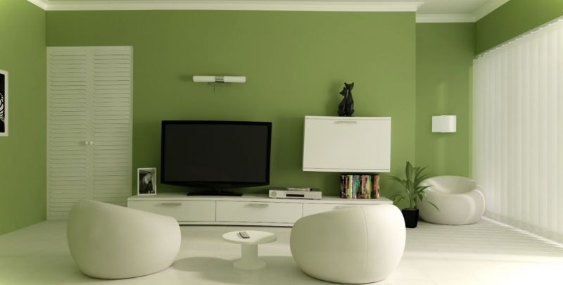 green-paint-colors-living-room-beautiful-interior-of-the-living-room-with-green-wall-paint-and-white-furniture-set-inspiration-interior-schemes-for-living-room-paint-colors